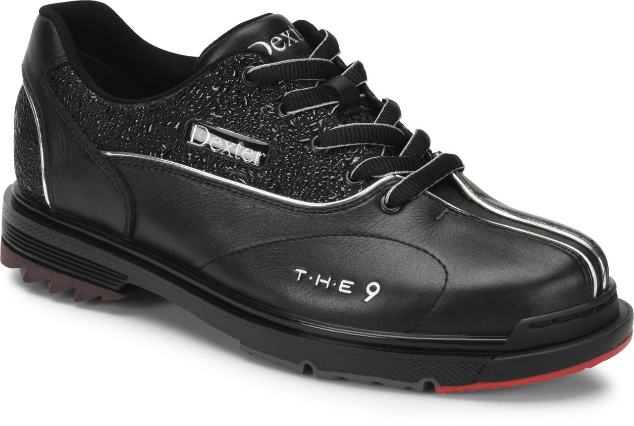 Dexter THE 9 Womens Bowling Shoes Black