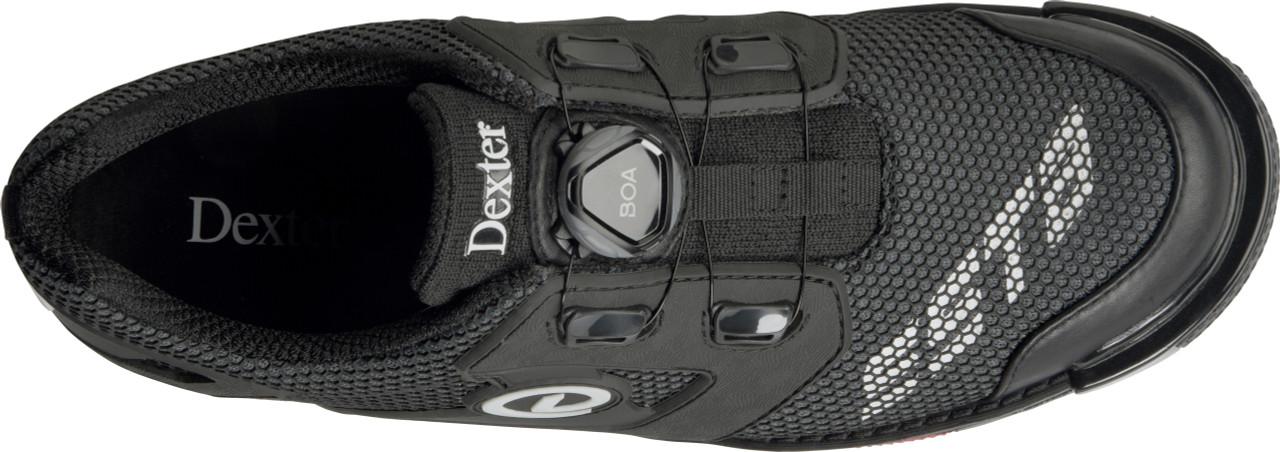 Dexter SST 8 Power Frame BOA Grey//Blk Mens Wide Size 9.5