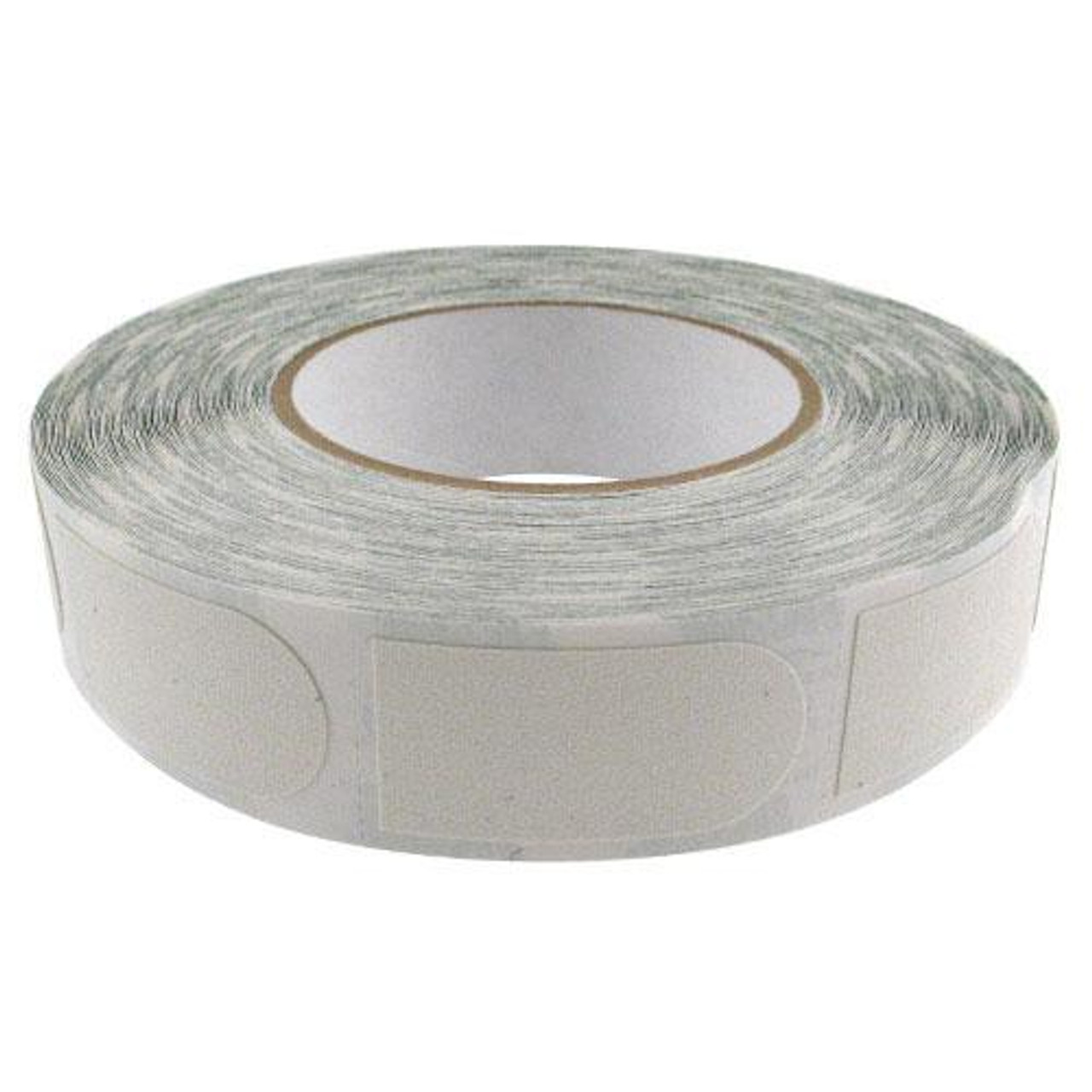 Turbo Texture Tape 3//4 White Roll of 100