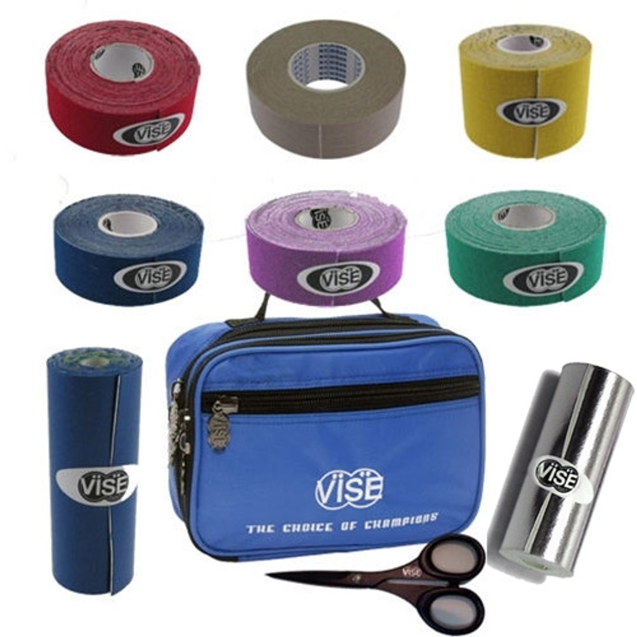 50a06ad72d59 Vise Tape Package with Accessory Bag