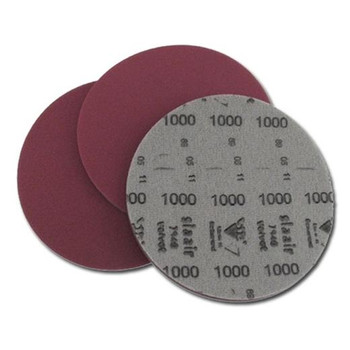 "Siaair 6"" Micro Finishing Pad - 500 Grit - Box of 10"