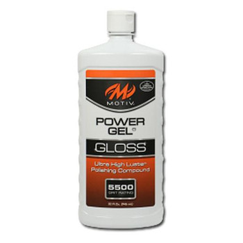 Motiv Power Gel Gloss - 32 oz Bottle