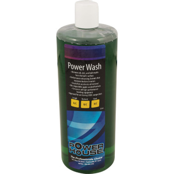 PowerHouse Power Wash Bowling  Ball cleaner