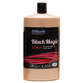 Ultimate Black Magic XXX Bowling Ball Polish - 32 oz