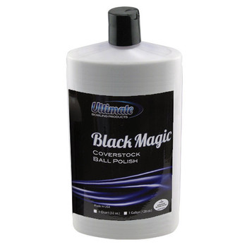 Ultimate Black Magic Bowling Ball Polish - 32 oz