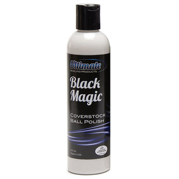 Ultimate Black Magic Bowling Ball Polish - 8 oz
