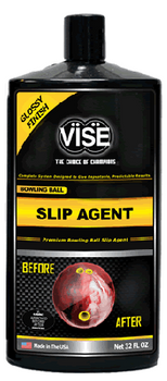 Vise Bowling Ball Slip Agent - 32 oz