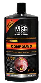 Vise Bowling Ball Compound - 32 oz