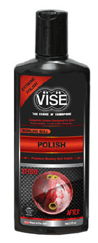 Vise Bowling Ball Polish - 8 oz