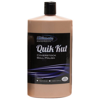 Ultimate Quik Kut Bowling Ball Polish - 32 oz