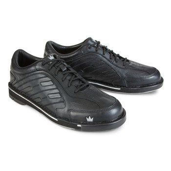 Brunswick Team Brunswick Mens Bowling Shoes - Black - Right Handed