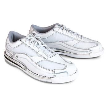 Brunswick Team Brunswick Womens Bowling Shoes - White - Right Handed - angle