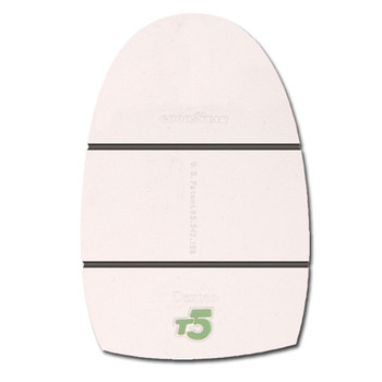 Dexter THE 9 Replacement Sole - T5 Smooth White