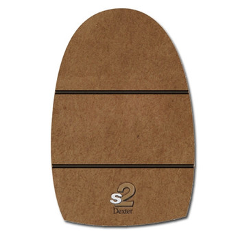 Dexter THE 9 Replacement Sole - Brown Microfiber (S2)