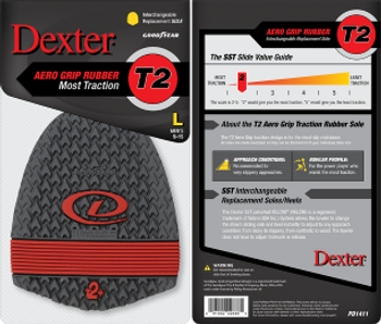 Dexter Replacement Sole - T2+ Hyperflex-Zone