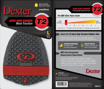 Dexter Replacement Sole - T2+ Hyperflex-Zone