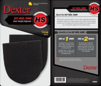 Dexter Heel Shim for SST (PKG/2)