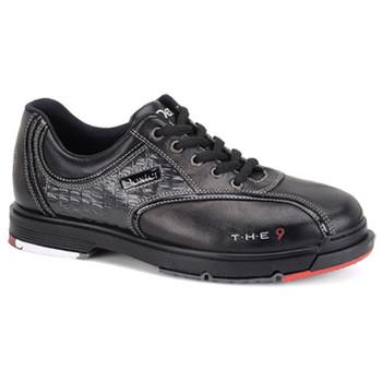 Dexter THE 9 Mens Bowling Shoes - Black/Croc - WIDE