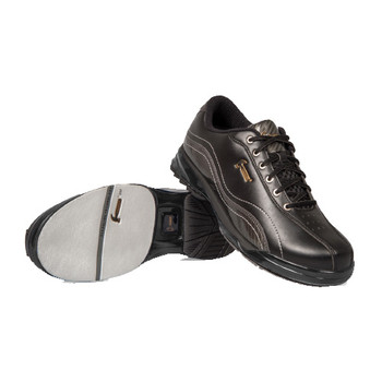 Hammer Force Mens Bowling Shoes Black/Carbon - Right Handed - WIDE - pair