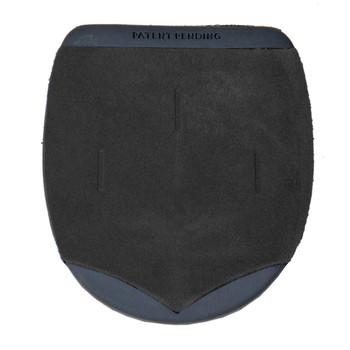 KR Strikeforce Replacement Heel - Black Leather (H7)