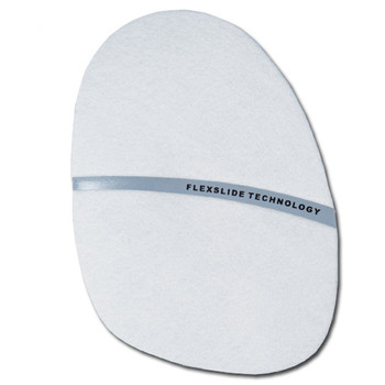 KR Strikeforce Replacement Sole - White Microfiber (S8)