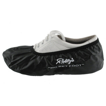 Robby's No Wet Foot Shoe Covers BLACK