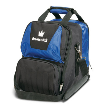 Brunswick Crown Single Tote - Royal