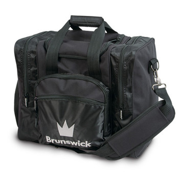 Brunswick Edge Single Tote - Black