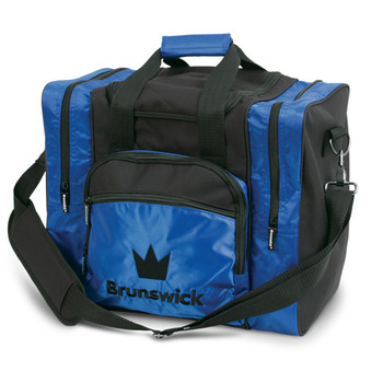 Brunswick Edge Single Tote - Blue