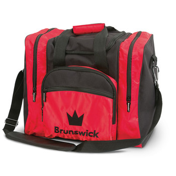 Brunswick Edge Single Tote - Red