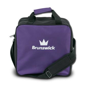 Brunswick TZone Single Tote - Purple