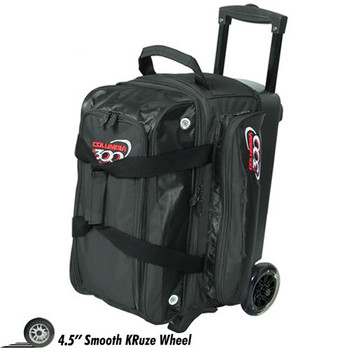 Columbia Icon 2 Ball Roller - Black - Bowling Bag