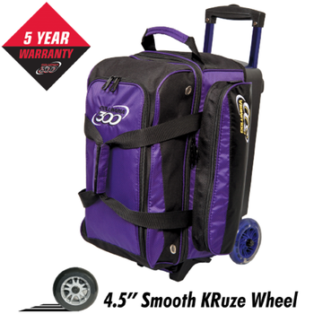 Columbia Icon 2 Ball Roller - Purple - Bowling Bag