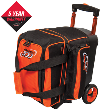 Columbia Icon 1 Ball Roller - Orange - Bowling Bag