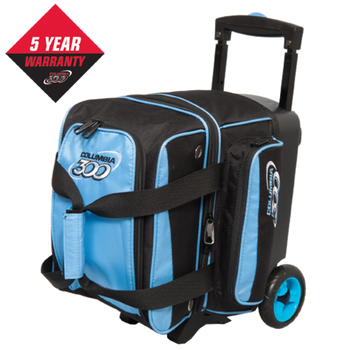 Columbia Icon 1 Ball Roller - Sky Blue - Bowling Bag