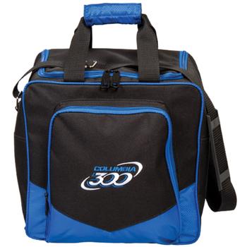 Columbia White Dot Single Bag - Royal - Bowling Bag