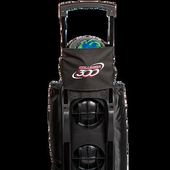 Columbia 300 Joey Bowling Ball Add On - Black - logo side