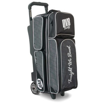 DV8 Circuit Triple Roller - Grey - Bowling Bag