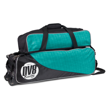 DV8 Circuit Triple Tote with Pouch - Bowling Bag
