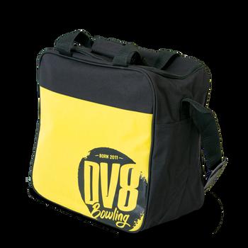 DV8 Freestyle Single Tote Yellow - Bowling Bag