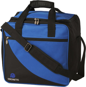 Ebonite Basic 1 Ball Bag Blue