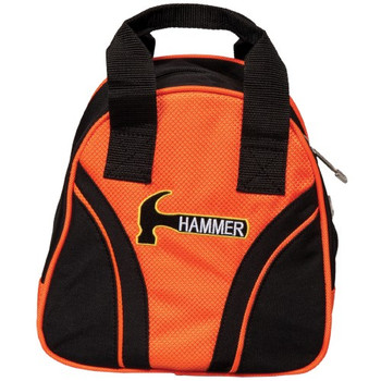 Hammer Plus 1 Bowling Bag Black/Orange