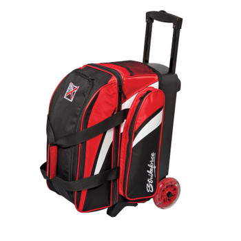 KR Strikeforce Cruiser Smooth 2 Ball Roller Red/White/Black