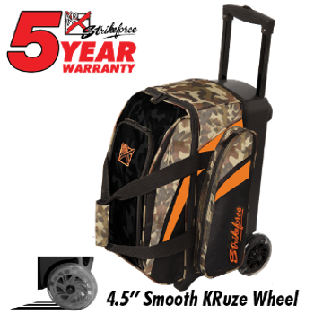 KR Strikeforce Cruiser Smooth 2-Ball Roller Camo