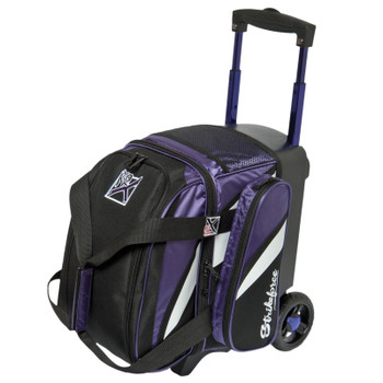 KR Strikeforce Cruiser 1-Ball Roller - Purple/White/Black