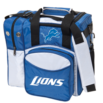 KR Strikeforce NFL Detroit Lions 1-Ball Bowling Bag