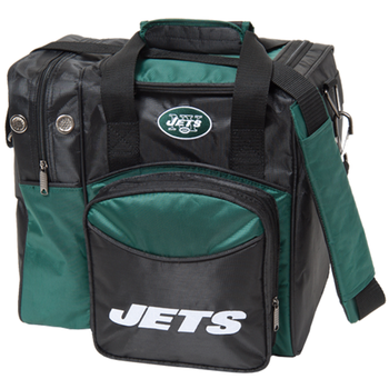 KR Strikeforce NFL New York Jets 1-Ball Bowling Bag