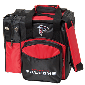 KR Strikeforce NFL Atlanta Falcons 1-Ball Bowling Bag