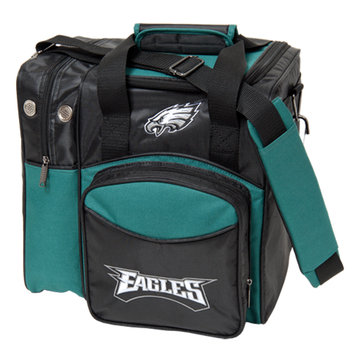 KR Strikeforce NFL Philadelphia Eagles 1-Ball Bowling Bag