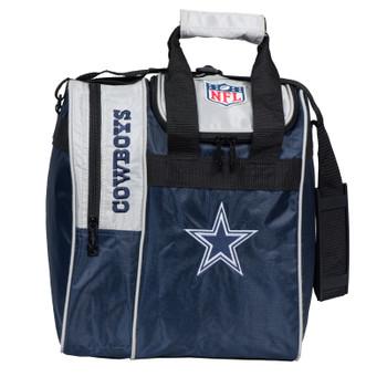 KR Strikeforce NFL Dallas Cowboys 1 Ball Bowling Bag